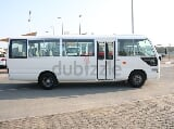 Photo Toyota coaster diesel 30 seater bus