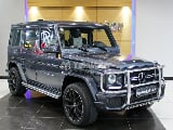 Photo Used Mercedes-Benz G 63 AMG 463 Edition 2016
