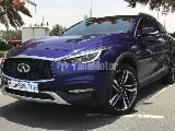Photo Used Infiniti QX30 2018