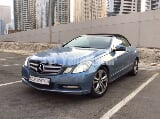 Photo Used Mercedes-Benz E-Class Cabriolet 2012