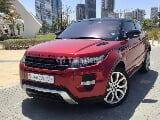 Photo Used Land Rover Range Rover Evoque 2012