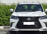 Photo Lexus LX 570 Black Edition 2020 GCC