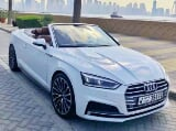 Photo Rent a 2019 Audi A5 Convertible in Dubai - AED...
