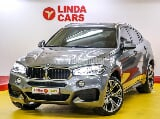 Photo Used BMW X6 3.0 V6 AWD 2018