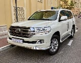 Photo Used Toyota Land Cruiser 2017