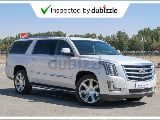 Photo AED2651/month | 2017 Cadillac Escalade 6.2L |...