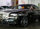 Photo Used Rolls Royce Wraith Coupe 2017