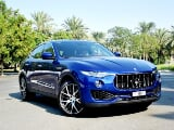 Photo Rent a 2019 Maserati Levante S in Dubai - AED...