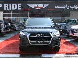 Photo Used Audi Q7 55 TFSI quattro S-line (340 HP) 2019