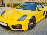 Photo Used Porsche Boxster GTS 2015