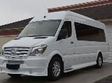 Photo 2015 Mercedes Benz Sprinter Jet