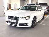 Photo Used Audi A5 Coupe 2013