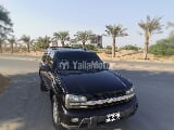 Photo Used Chevrolet Trailblazer LT 4WD 2002