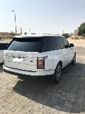 Photo Used Land Rover Range Rover 2015