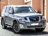 Photo Nissan patrol platinum v8 2016 (avail ramadan...