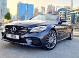 Photo Rent a 2018 Mercedes Benz C200 Cabriolet in...