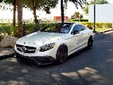 Photo Used Mercedes-Benz S 63 AMG Coupe Brabus 2017