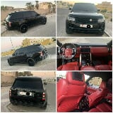 Photo Used Land Rover Range Rover 2014