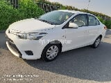 Photo Used Toyota Yaris Sedan 2015