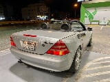 Photo Used Mercedes-Benz SLK200 1999