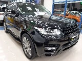 Photo Range rover sport supercharge 2016 black - gcc...