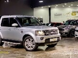 Photo Land Rover LR4 2016 Land Rover LR4 HSE,...