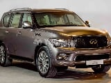 Photo Used Infiniti QX80 2017