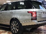 Photo Used Land Rover Range Rover 2013