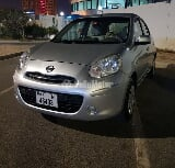 Photo Used Nissan Micra 1.5 SV 2014