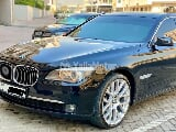 Photo Used BMW 7 Series 750Li 2012