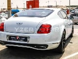 Photo Bentley Continental GT Supersports