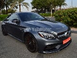Photo Used Mercedes-Benz C 63 AMG S 2017