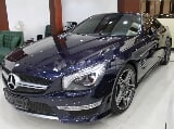 Photo Used Mercedes-Benz SL-Class SL 63 AMG 2013