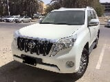 Photo Used Toyota Land Cruiser Prado 2016