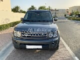 Photo Used Land Rover LR4 HSE 2013