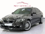 Photo Used BMW 5 Series 2014