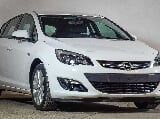 Photo Opel astra 2015