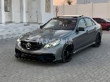 Photo Used Mercedes-Benz E 63 AMG 2010