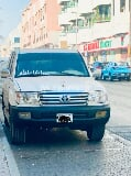 Photo Used Toyota Land Cruiser 4.6 GXR 2005