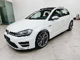 Photo Used Volkswagen Golf R 2.0 tsi awd 2016