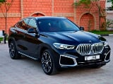 Photo Rent a 2021 BMW X6 SUV in Dubai - AED 990 per day