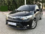 Photo Used Toyota Yaris 2014