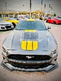 Photo Used Ford Mustang 2018