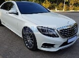 Photo Used Mercedes-Benz S-Class S 500 L 2015 Car for...