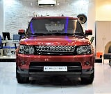 Photo Used Land Rover Range Rover Sport HSE 2012
