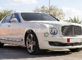 Photo Used Bentley Mulsanne 6.75L V8 2013