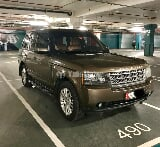 Photo Used Land Rover Range Rover SV Coupe 2010