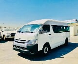 Photo New Toyota Hiace 2021