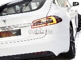 Photo (2017) tesla model s (p 100d) with very low...