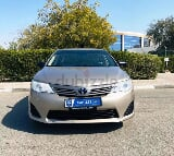 Photo Camry gcc 720x36, 0% down payment, low mileage